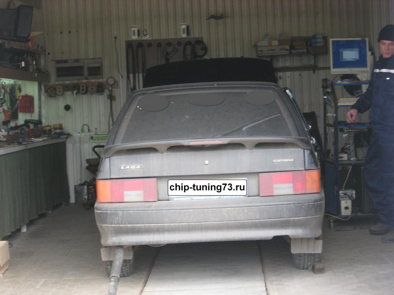 Чип-тюнинг VAZ 2113