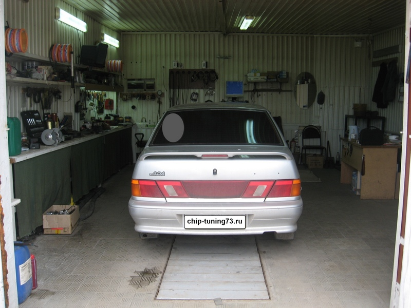 Чип-тюнинг VAZ 2115