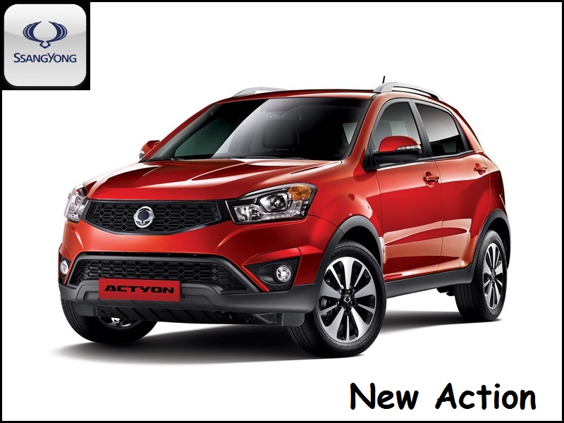 Чип-тюнинг Ssang Yong New Action