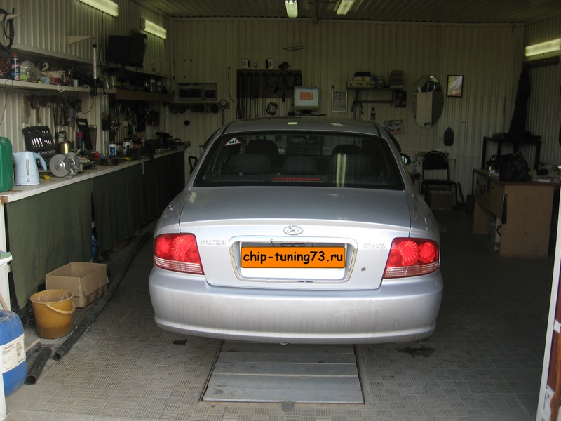 Чип-тюнинг HYUNDAI Sonata 2006