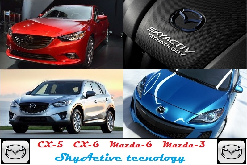 Чип-тюнинг Mazda Sky Activ technology