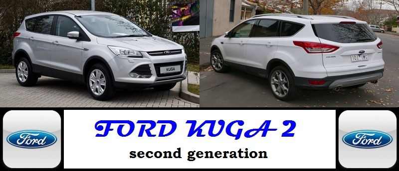 Ford Kuga 2 _second generation