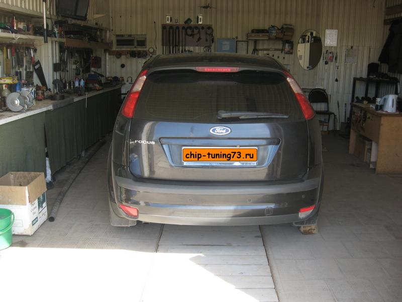 Чип-тюнинг FORD Focus II 2006