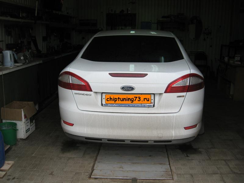 Чип-тюнинг FORD Mondeo 2008 diesel