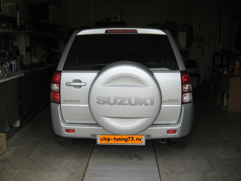 Чип-тюнинг SUZUKI Grand Vitara 2011