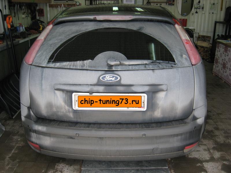 Чип-тюнинг FORD Focus II 2008