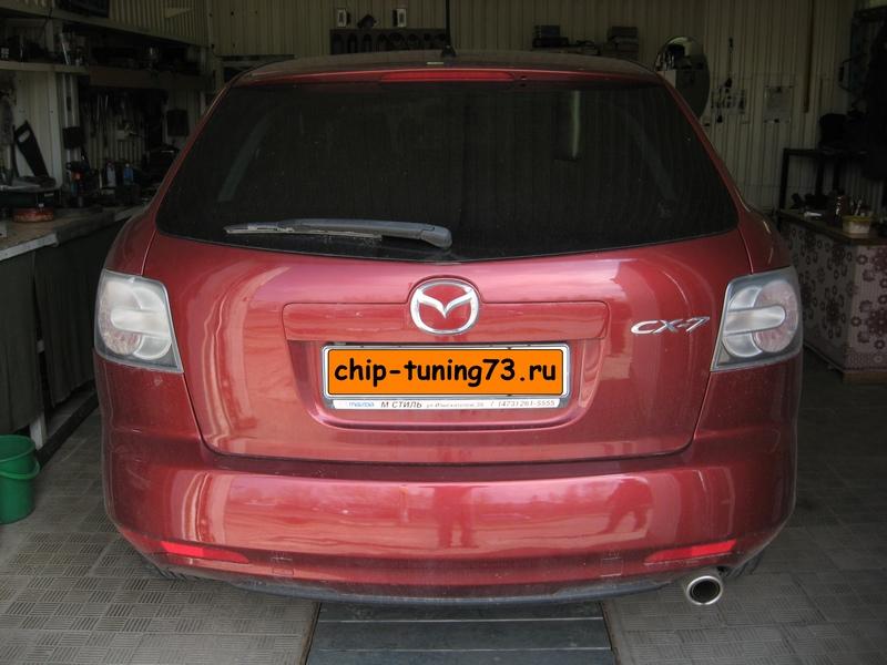 Чип-тюнинг MAZDA CX-7 2011